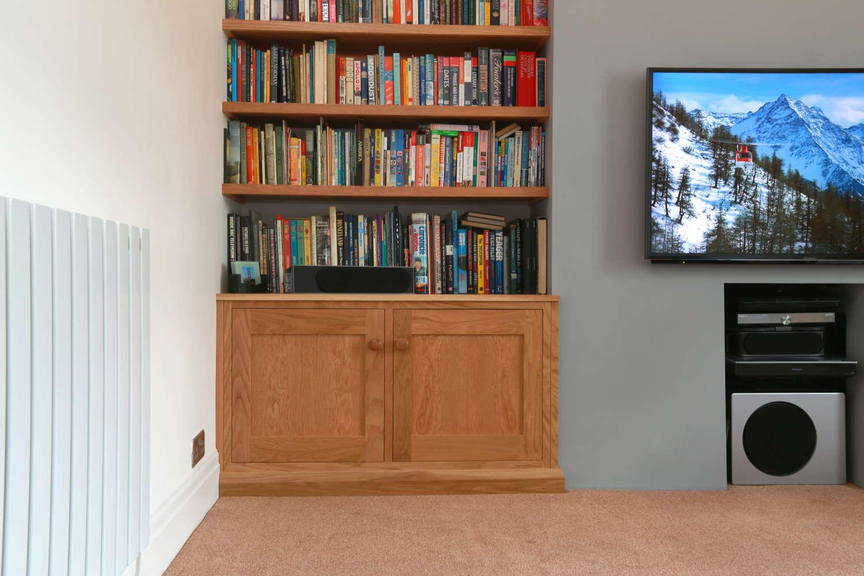 Bespoke Handmade Shelves Furniture in Lincolnshire