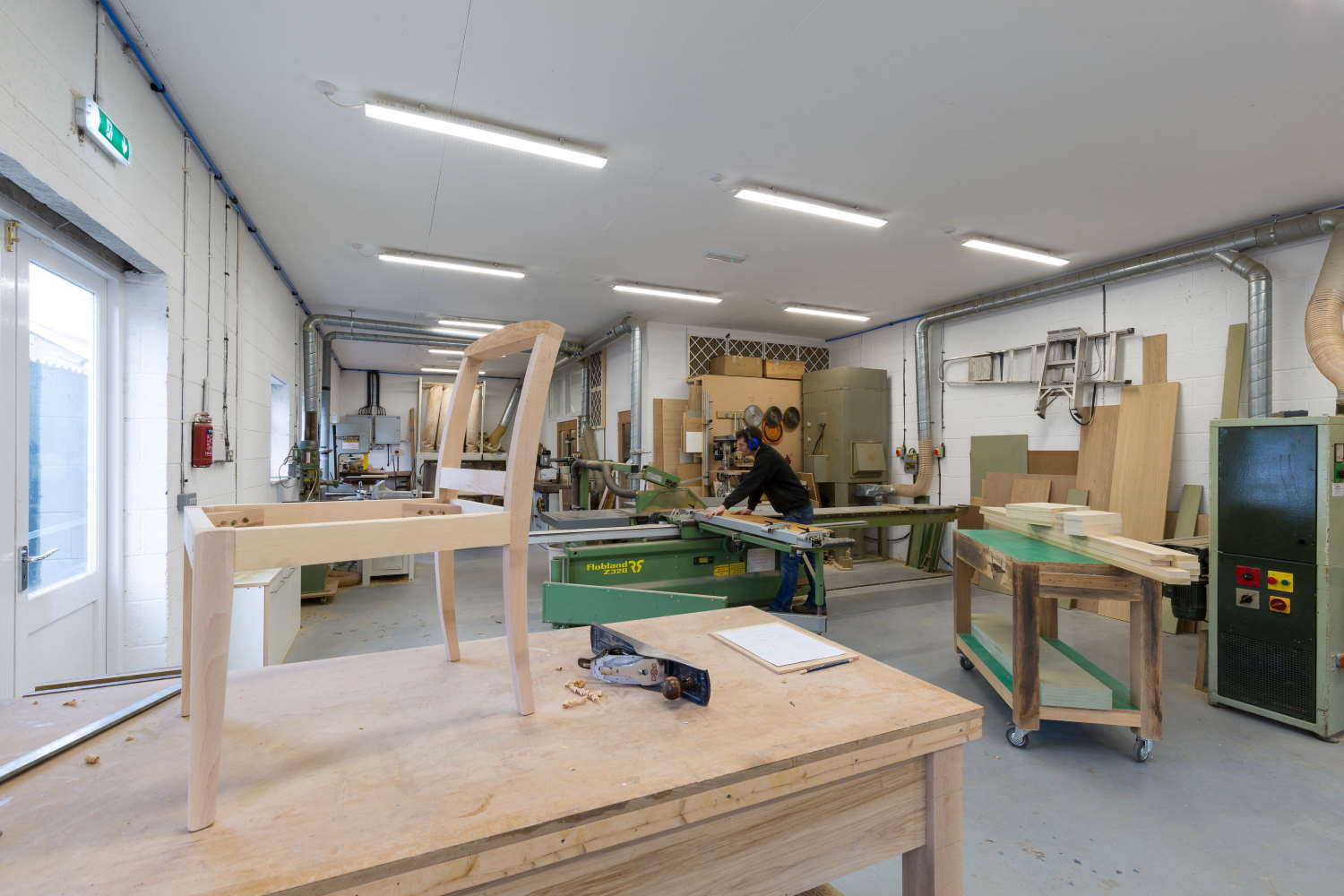 Rinaldi - Lincolnshire Bespoke Furniture Workshop