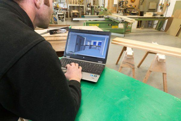 Rinaldi - Lincolnshire Bespoke Furniture Workshop